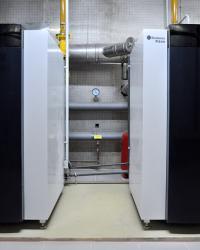 Газовый котел Rendamax R600