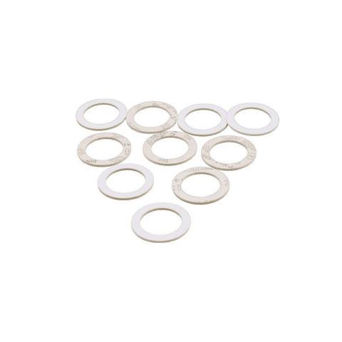 Прокладки плоские 37,5х27х2 WOLF (10 шт)