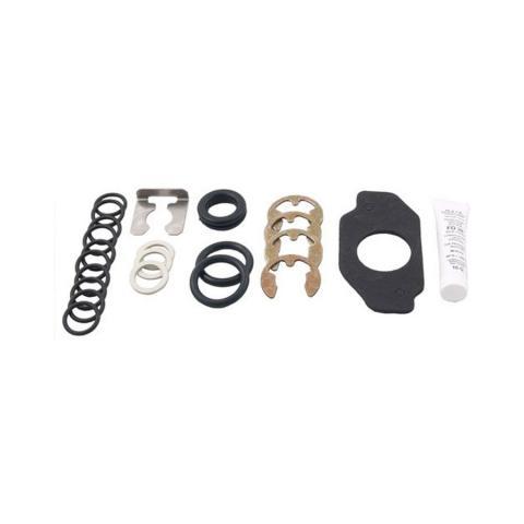 Комплект клипс и прокладок поворотной трубы и теплообменника системы отопления WOLF CGB, CGS, CGW 11-24