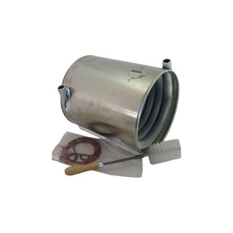Теплообменник сетевой воды WOLF TGB 40-60