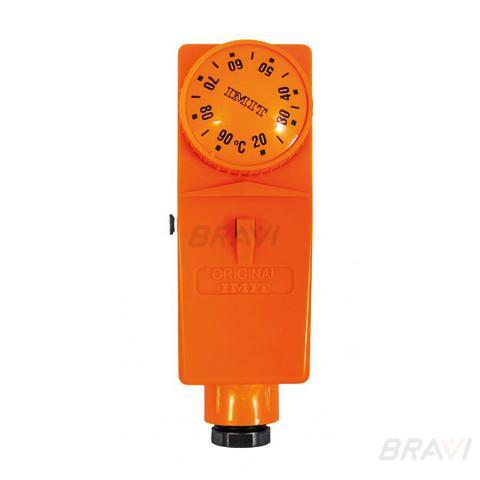 Термостат накладной биметаллический BRAVI