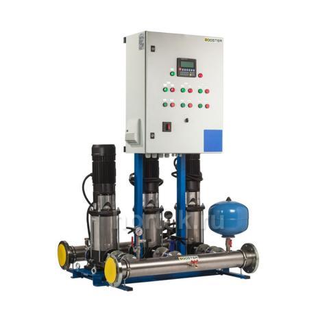 Станция повышения давления системы ХВС Rubooster