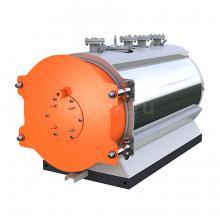 Водогрейный жаротрубный котел POLYKRAFT Duotherm