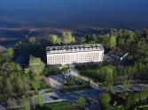 "База отдыха и туризма гостиница ""Репинская"""